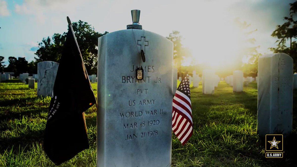 Today we #HonorThem. #MemorialDay #ProudToServe