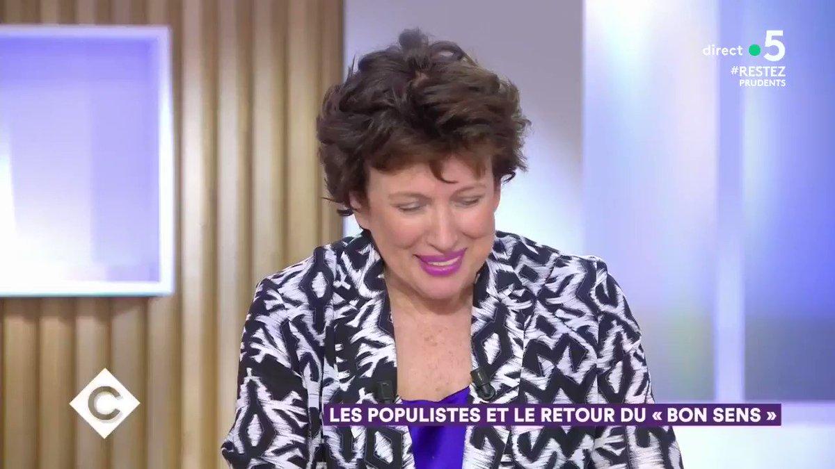 Image for the Tweet beginning: À quoi «le bon sens»