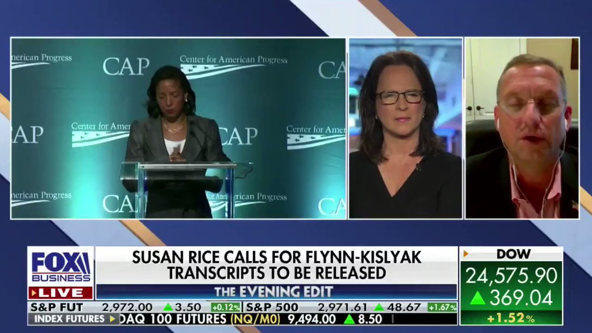 Susan Rice's memo detailing her Oval Office meeting was written *two weeks* after the actual meeting. This is clearly just an attempt to cover up their spying of the incoming administration.