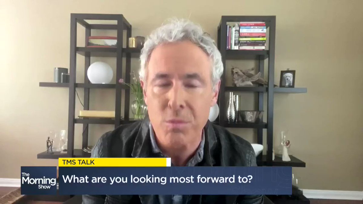 We want to know what youre most looking forward to when we get back to the new normal. Let us know in the comments below! @jmacspeaks @carolynglobal