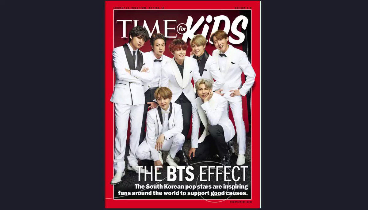 Access TIME for Kids issues from throughout the school year—including cover stories about robots who care, dogs who help, and BTS fans who unite for good causes.   Available now, for free, here: https://t.co/bGi0ExqYlC https://t.co/0cfWLFy6Qt