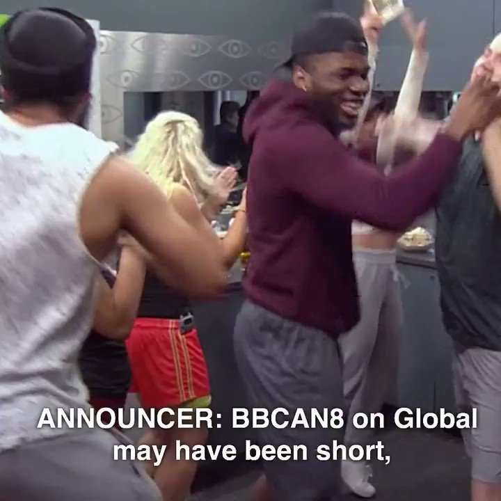 Lets take a look back at the top five comic moments of #BBCAN8 👁. Stream #BBCAN anytime on the Global TV App and STACKTV.