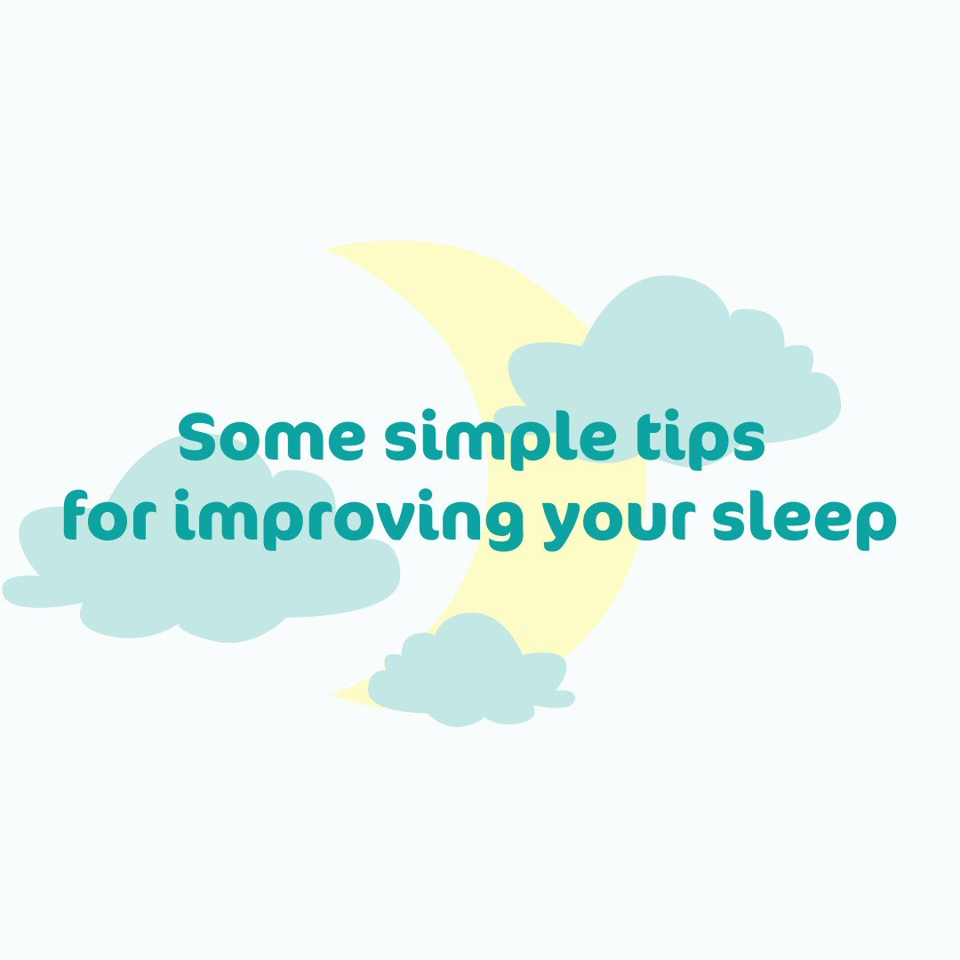 There are lots simple things you can try to improve your sleep, like going to bed at a similar time each evening, and staying off your phone an hour before bed. Visit #EveryMindMatters for more sleep tips and advice: nhs.uk/oneyou/every-m…