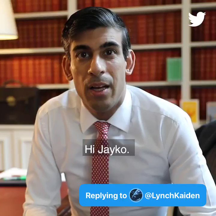 Q: #askrishi will a rent freeze be imposed to protect millions across this country, who face the threat of not being able to pay next months rent, and being evicted once the eviction ban is over? - @LynchKaiden A:
