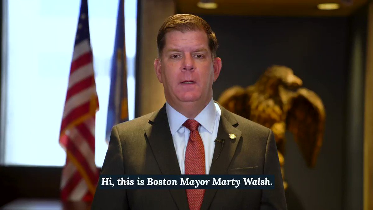 This was a big week in the @CityofBoston as we plan for a safe, phased re-opening for our residents. I want to assure you: we will continue to be guided by science and health data. We will not take action before we are ready. We'll keep you informed every step of the way.pic.twitter.com/rRPic1mWL7