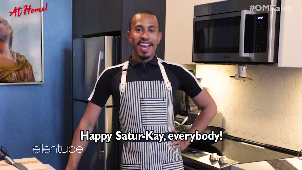.@IamTabithaBrown and @TheKalenAllen make the perfect internet cooking duo! #OMK https://t.co/7Ugeh9CEU6