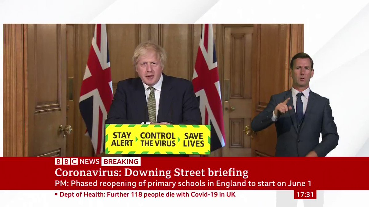 """""""There was a risk that they would not have, if they both went under... [been able] to care for their child, then they might have needed the help of relatives""""  PM Boris Johnson says Dominic Cummings acted properly due to """"a real risk""""  http://bbc.in/2Zz1cRdpic.twitter.com/gG54VHsQjK"""