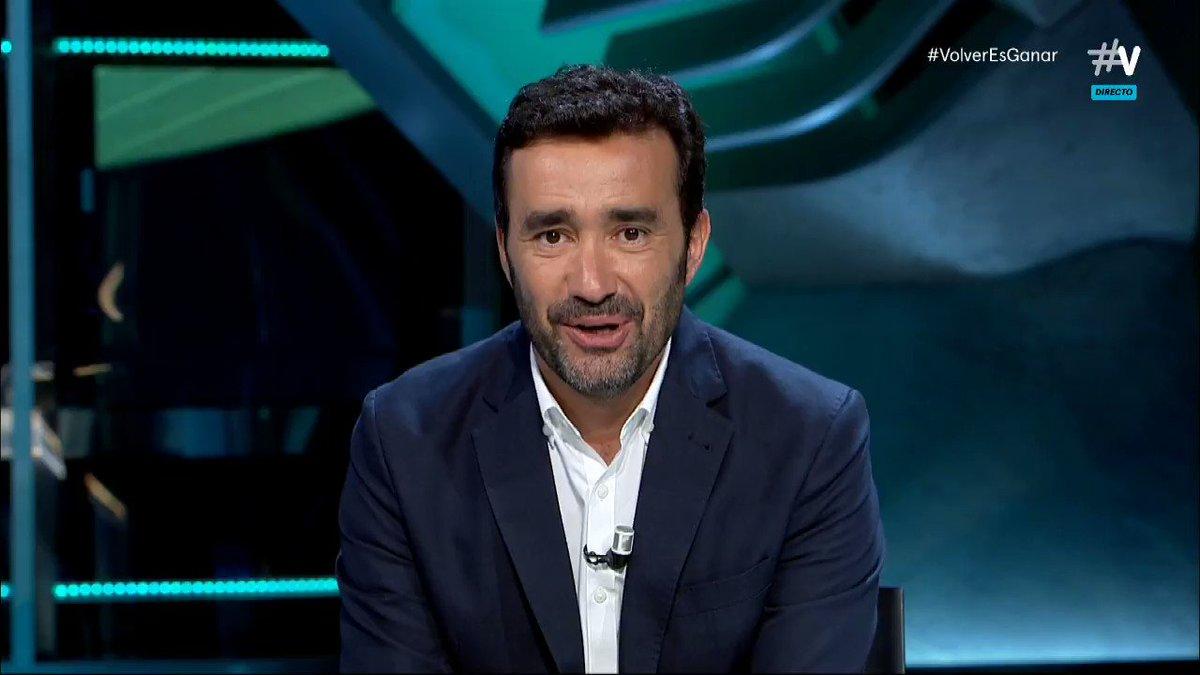 """.@DaniParejo en 'El Partidazo de Movistar':  """"Es una gran señal que el fútbol vuelva y que todo vaya volviendo a la normalidad. Vamos a tener que acostumbrarnos a vivir con este riesgo"""".   #VolverEsGanar https://t.co/eE3c0x5kJH"""