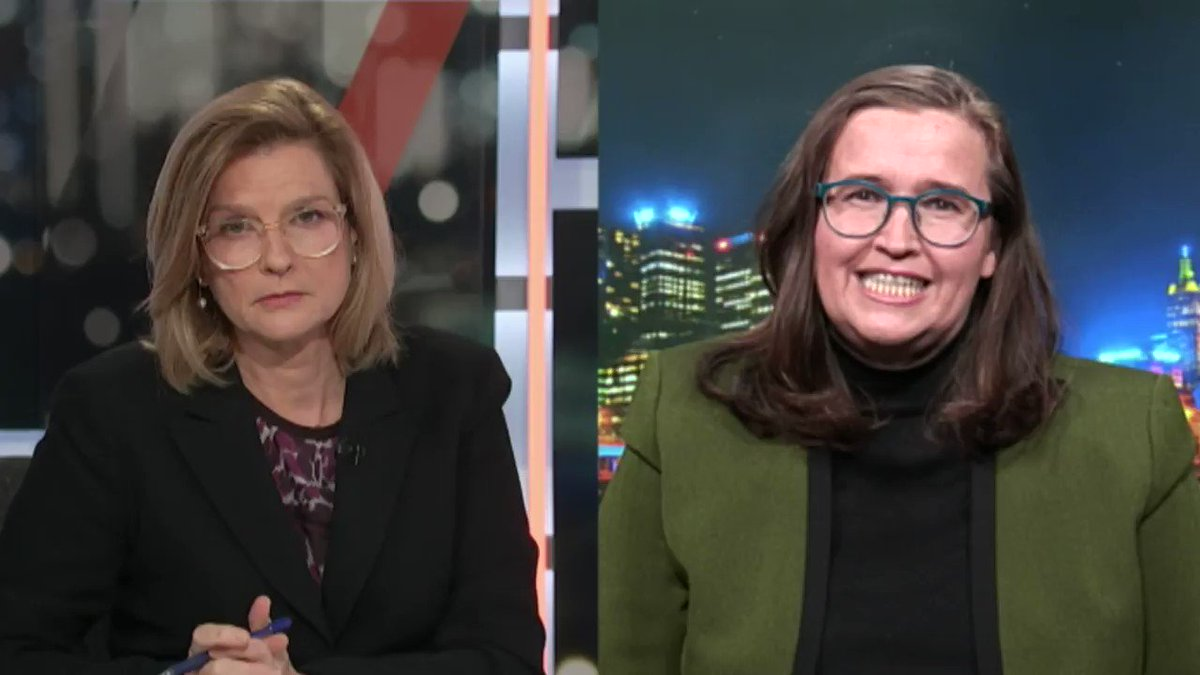 #ICYMI: Last night we discussed concerns from @Kate_Jenkins_ that in the long-term, #COVID19 is more likely to drive women into poverty than men. She says there are three key areas women can be affected. #TheDrum