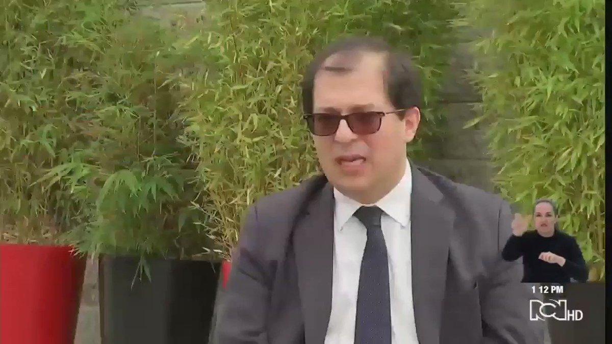 El fiscal Francisco Barbosa, en entrevista con nuestro subdirector @JoseMAcevedo, se refirió a varios temas como perfilamientos del Ejército, capturas contra generales y excarcelaciones. No se pierda en nuestra emisión de las 7:00 pm más detalles noticiasrcn.com