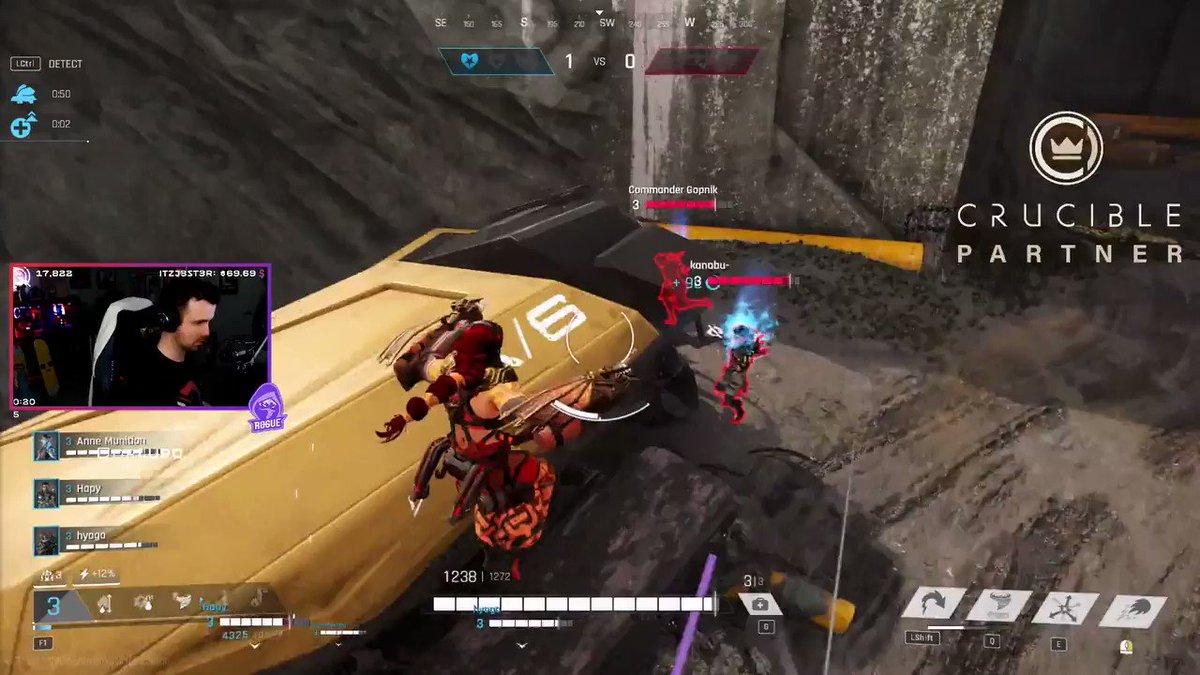 Destroying with Summer in Crucible! youtu.be/-JaNktd8kuk