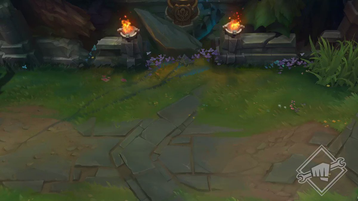 Replying to @loleu: High Noon Senna and High Noon Irelia are coming soon to PBE! 🤠🔥