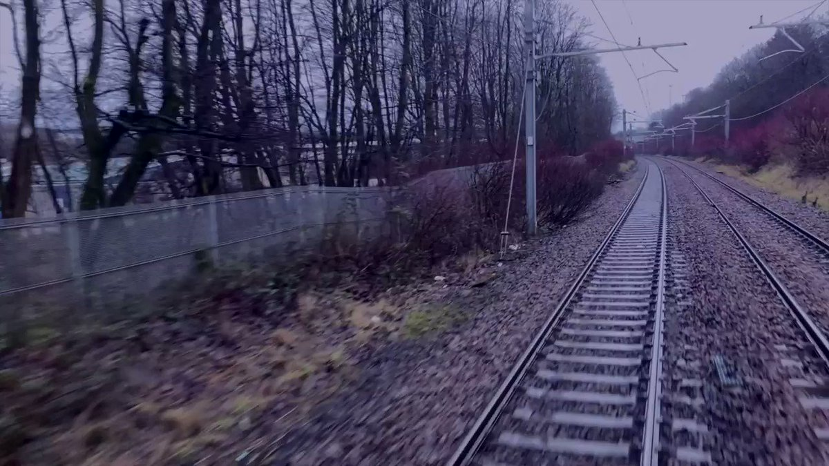 If you absolutely have to take the train, make sure you watch this video first.