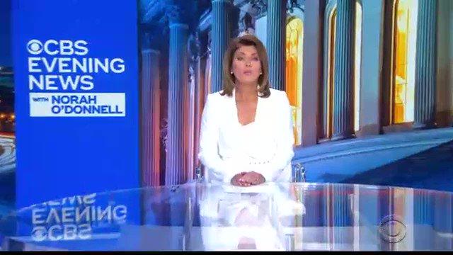Coming up on the @CBSEveningNews
