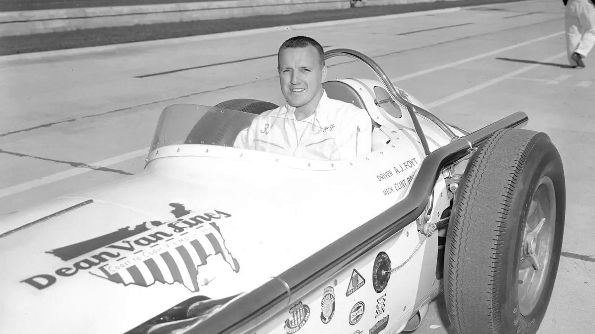 From the youngest #Indy500 winner to another back-to-back winner and the first career start for the legendary A.J. Foyt, the 1950s at #IMS had it all. Relive the 1950s decade in this week's #IMSArchive. Read More: bit.ly/36i2mSz #INDYCAR | @AJFoytRacing