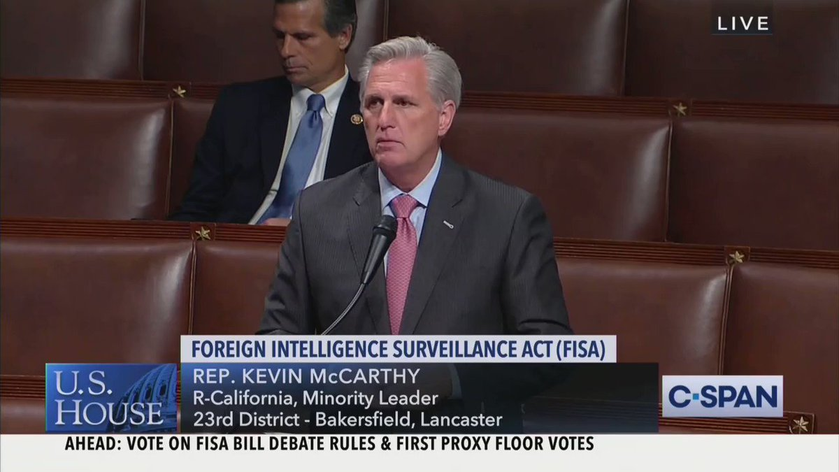 Minority Leader McCarthy EXPLODES from House floor over the Democrats plan for unconstitutional proxy voting. This is a MUST-WATCH: