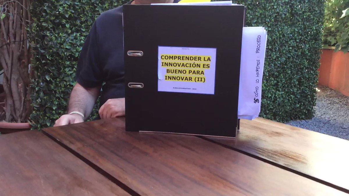 Para innovar, es esencial comprender la innovación. Investigar su complejidad y diversidad en función de la actividad a la que se aplique, será uno de los ejes en los que trabajaremos en #elBulli1846: https://t.co/g9ky1FY36G. Hasta el lunes a las 11:30. #SeguimosConectados https://t.co/I7UsilpgdC