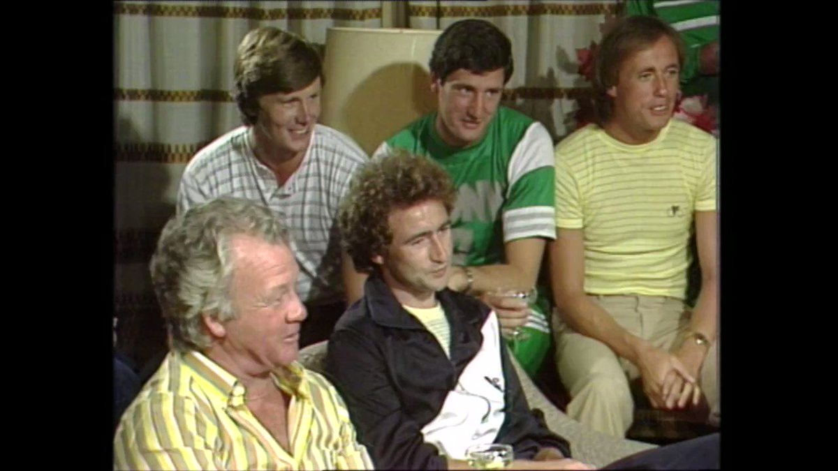 🚨 Sport Re-run 🚨 🏆 World Cup 1982 🏆 ⚽️ Northern Ireland 🆚 Spain ⚽️ #GAWA 🗓️ Sunday 31st May 🕰️ 20:15 📺 @BBCTwoNI Full series ▶️ bbc.in/2ZLhy9N