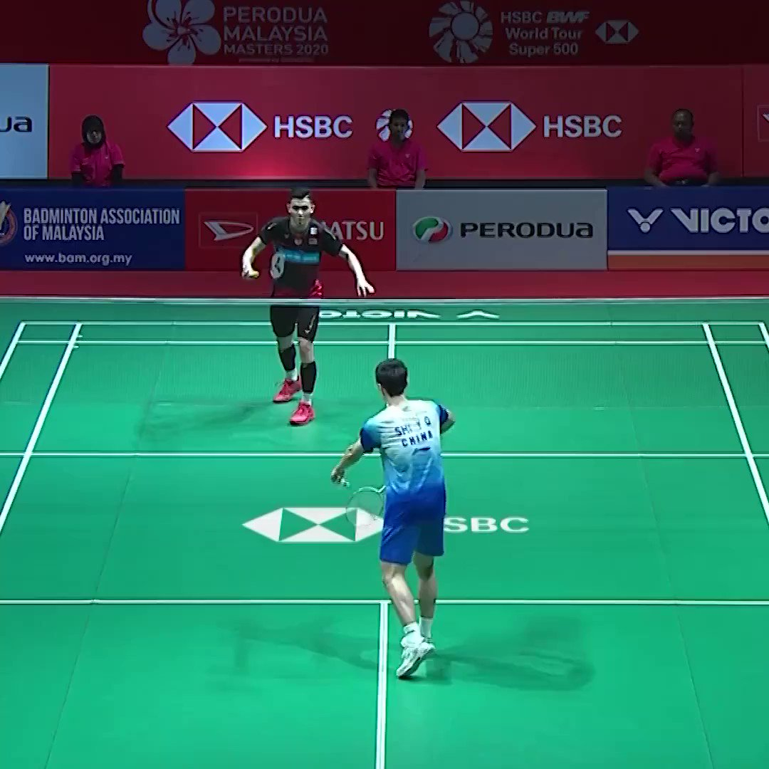 Do you miss watching Lee Zii Jia on a #badminton court?   Here you go, feast on his signature backhand smash.   #BadmintonAtHomepic.twitter.com/PBFZtjSyn9