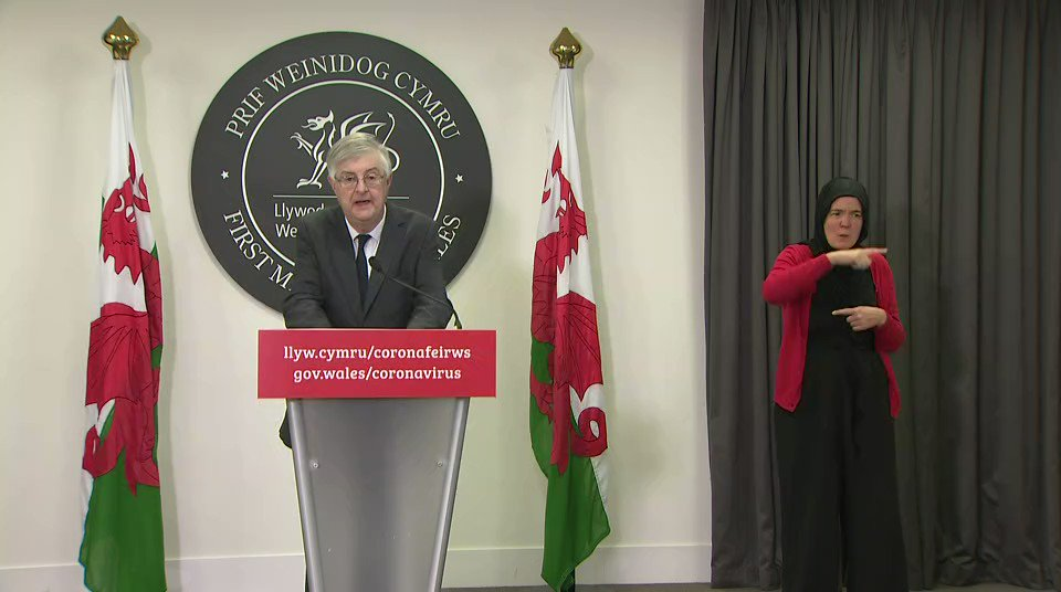 Its the virus that is cruel When asked if the five mile rule is cruel to those living in rural areas, @fmwales said the cruelty is in the virus killing people and not in the actions Welsh Government are taking. bit.ly/2ZPC49k