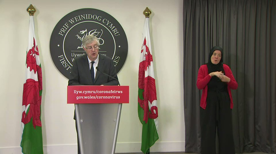 They have absolutely not been forgotten @fmwales says the Chief Medical Officer for Wales will give more advice on the next steps for people who are shielding at the beginning of next week. bit.ly/2ZPC49k