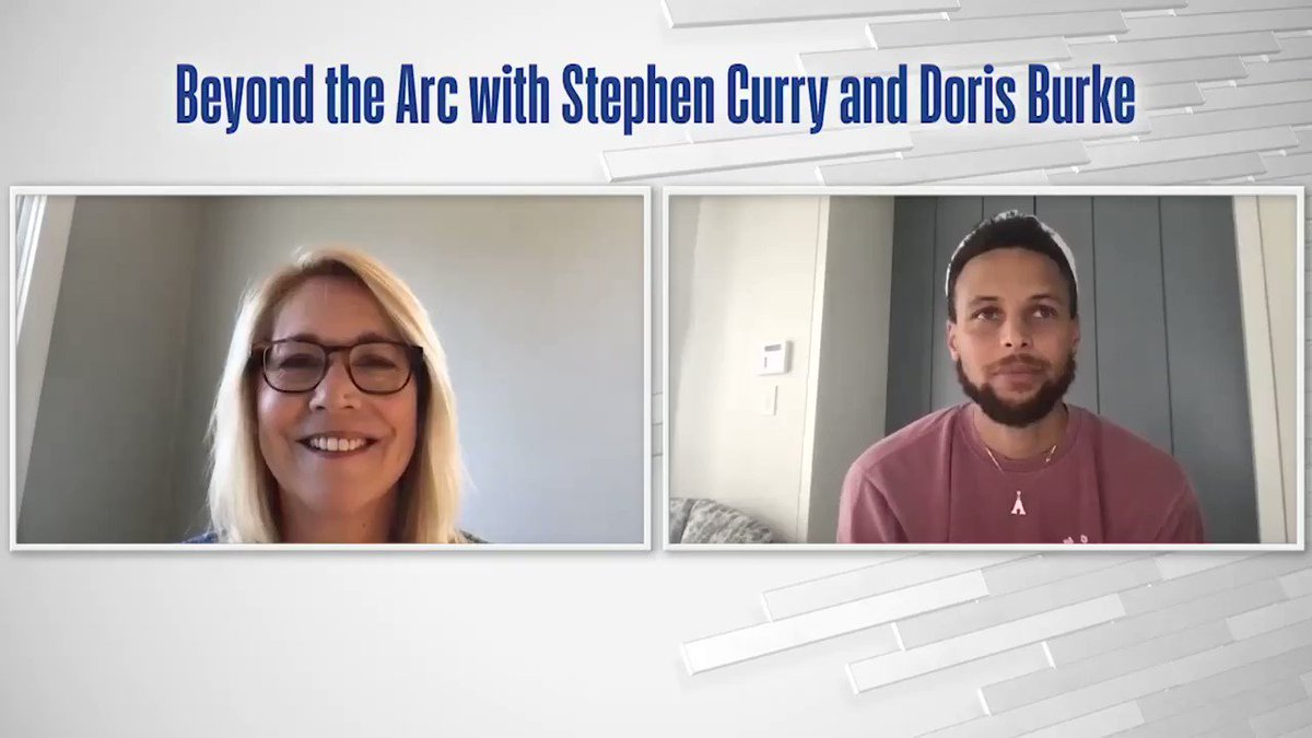 No matter the job you end up with, experiences & lessons learned in youth sports stay with you‼️ #JrNBAatHome  Did you miss the conversation between @StephenCurry30 from the @Warriors and @heydb at this year's Jr. NBA Leadership Conference⁉️ Check it out on @JrNBA YouTube! https://t.co/Bi5xhreRxS