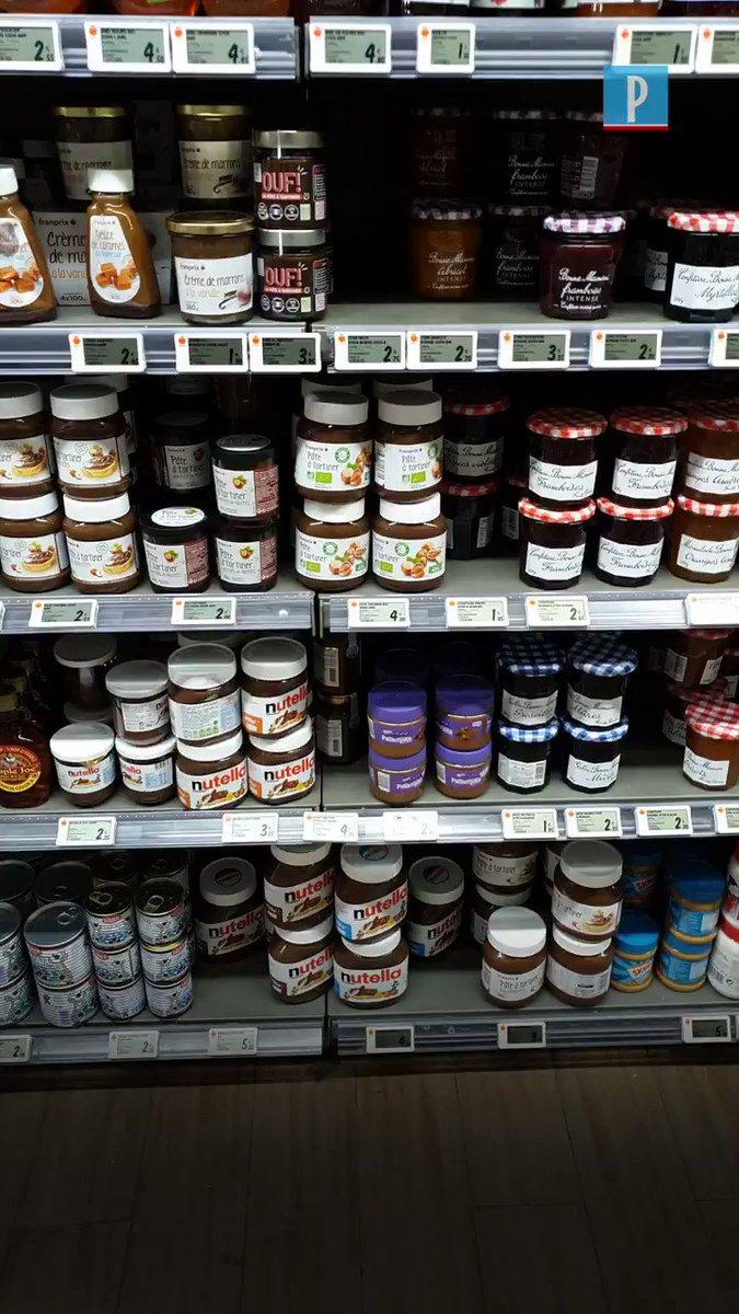 [VIDÉO] #foodchecking Le Nutella est-il (vraiment) mauvais pour la planète ? https://t.co/R6GjF8TrHl