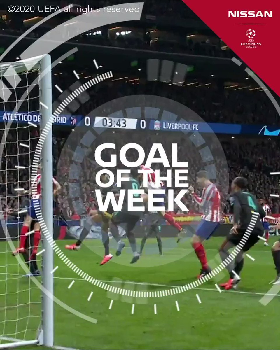 Anyone else missing @ChampionsLeague football? 😩  We're looking back to the R16 and have super charged every goal in 60 seconds ⚡️  #InnovateYourGame https://t.co/4cEGw6XBa9