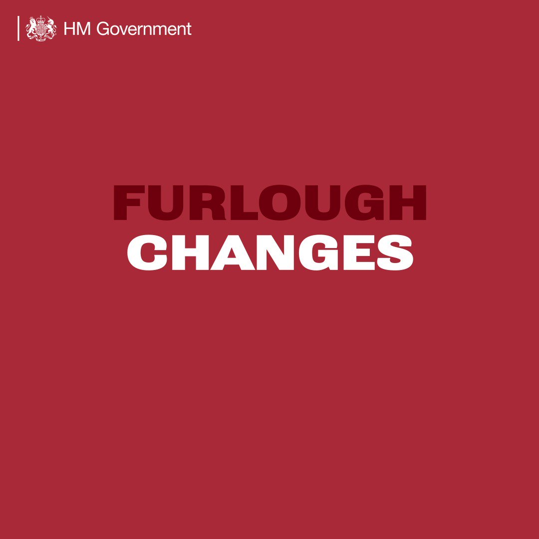 🚨Flexible furloughing is starting one month early and employers will only be asked to start contributing to furloughed salaries from September. Watch below to see how our eight-month job support scheme is evolving👇