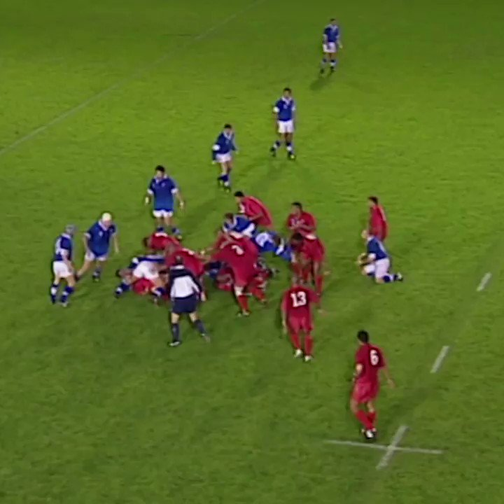 One of the most underrated drop goals in RWC history? 🤔 Join us for an all-time classic from 1999 🙌 ⏰ 19:00 BST 📺 Rugby World Cup Facebook / World Rugby YouTube