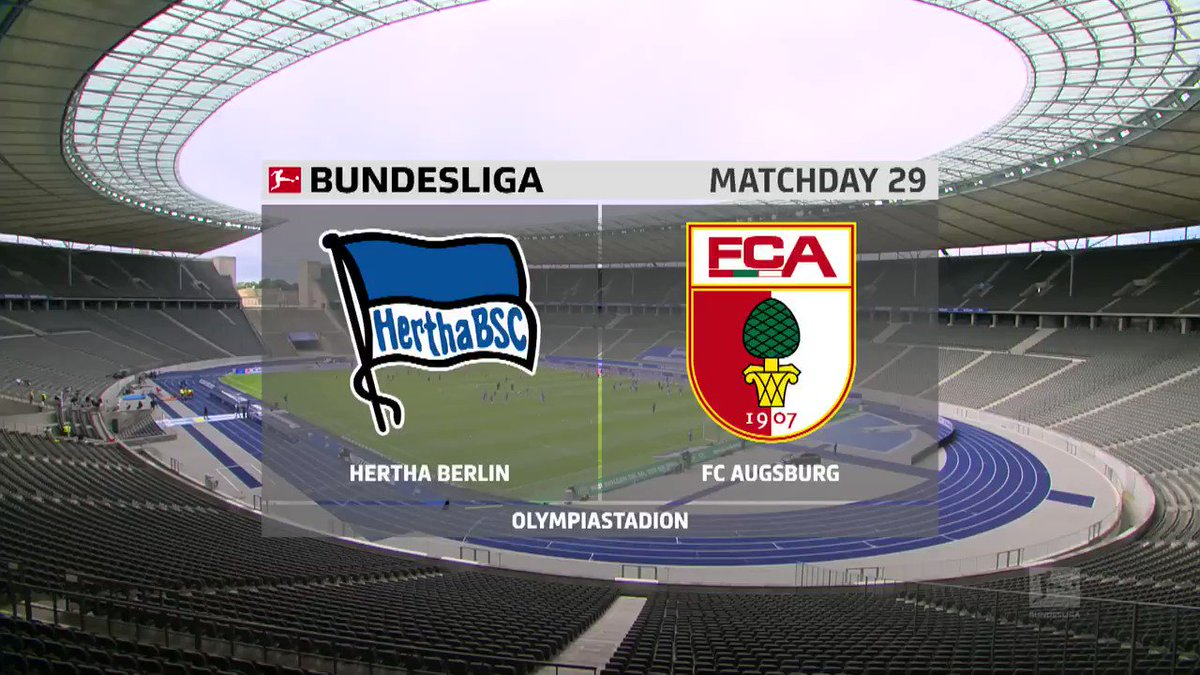 A late push for Europe?   @HerthaBSC_EN made it 3 wins out of 4 under Bruno Labbadia by sweeping @FCA_World aside on Saturday.  Hertha sit just 4 points behind a Europa League spot with 5 games left...  #Bundesliga #BundesligaonFSA #BSCFCApic.twitter.com/0PgxPD2yc4
