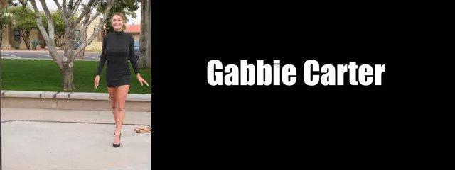 Gabbie Carter 2