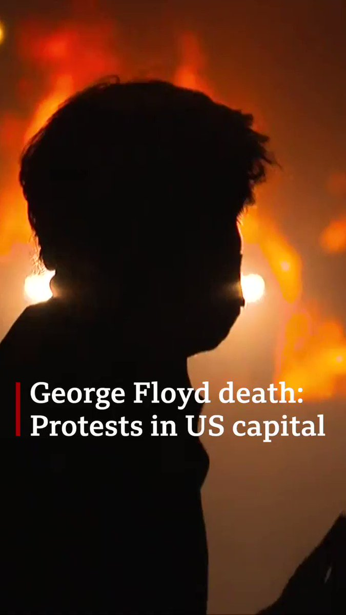 Violence erupts in Washington during sixth night of protests sparked by death of George Floyd  https://t.co/DWgKtli9Bg https://t.co/O7fjGqtcw0