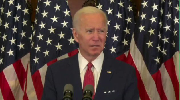 Joe Biden: 'The moment has come for our nation to deal with systemic racism.'