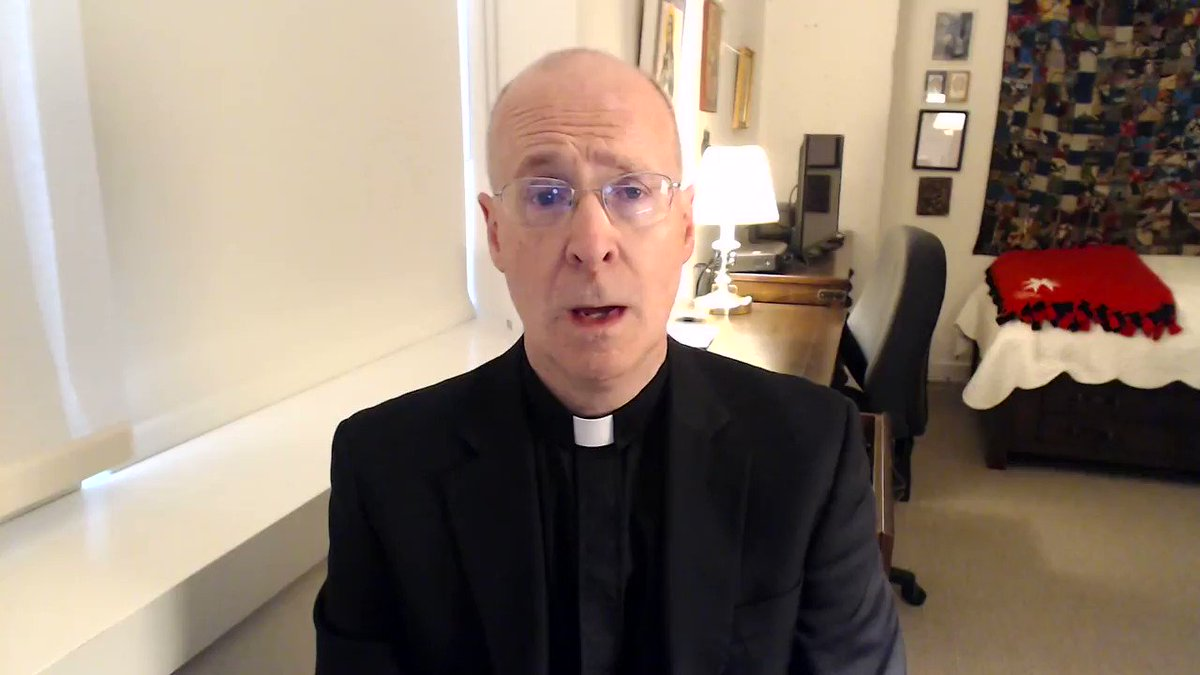 Father James Martin: 'I think [Trump's action] makes a mockery of Christianity.'