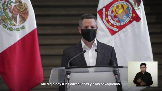 #YoMeGuardoPorOaxaca Video Trending In Worldwide