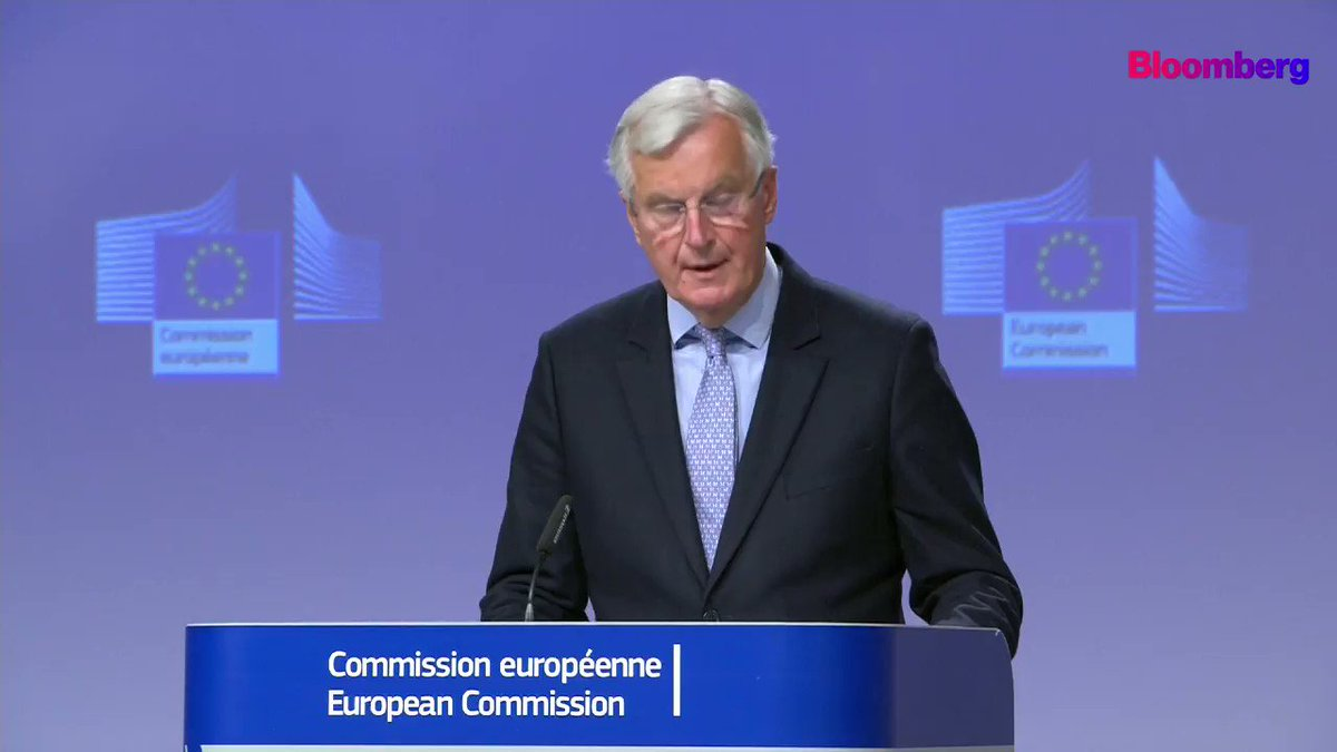 Michel Barnier - Isn't it weird how other countries have competent grown ups in charge?