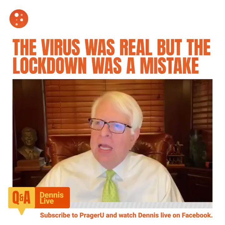 Image for the Tweet beginning: The virus isn't a hoax.