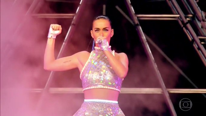 #KatyNoCaldeirao Video Trending In Worldwide