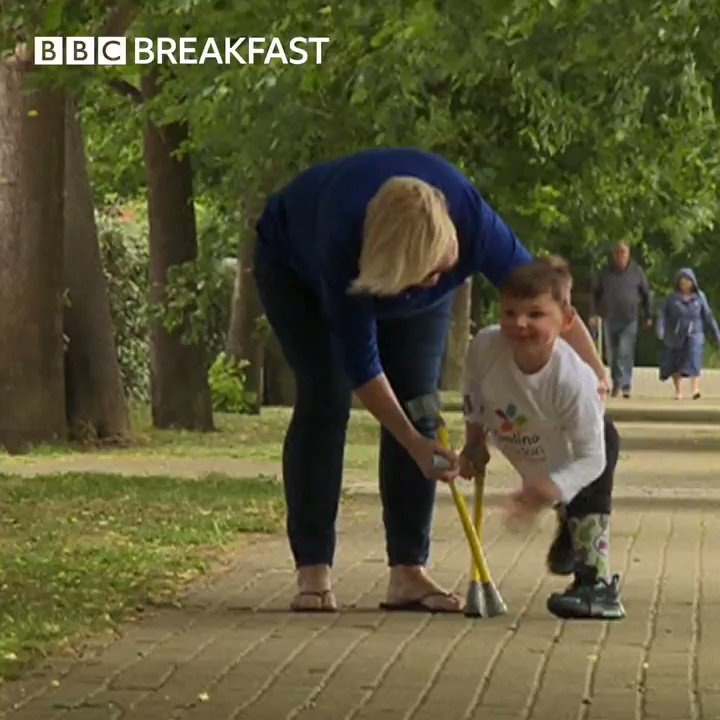 5-year-old Tony has raised over £220,000 for @EvelinaLondon, the hospital that saved his life when he was a baby. Tony, you're an absolute star — keep it up! 🌟 #ThankYouNHS 🎥 @BBCBreakfast https://t.co/zPXmg9XFJT