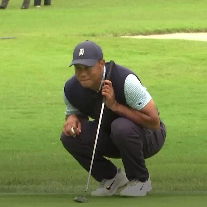 Image for the Tweet beginning: The PGA Tour swings back