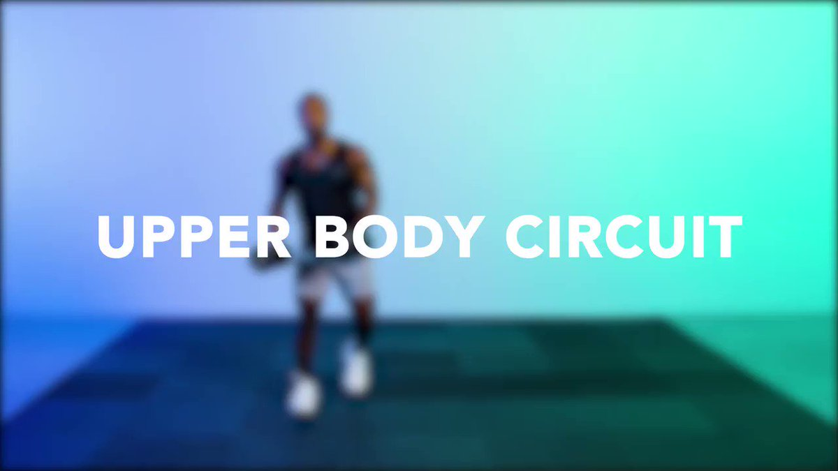 Image for the Tweet beginning: Tone your upper body with