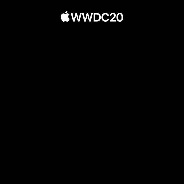 Watch the first global, all-online Worldwide Developers Conference on June 22 at 10 p.m. IST. Tap the ♥️ and we'll send you a reminder on event day. #WWDC20