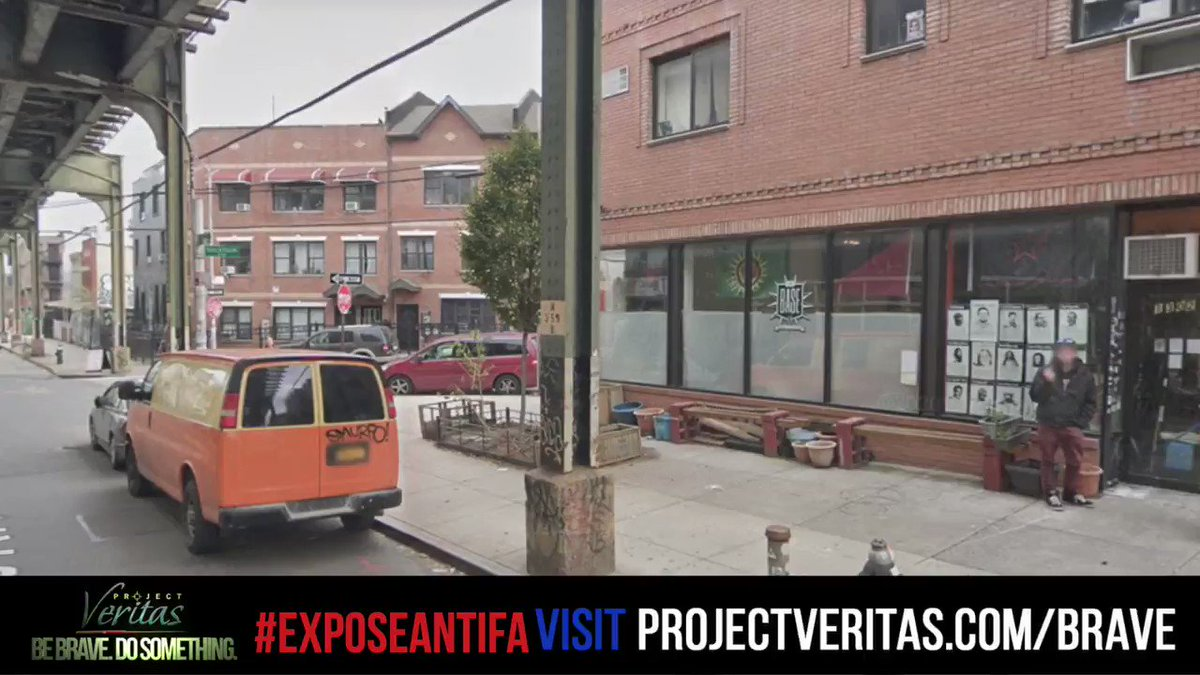 Image for the Tweet beginning: WATCH: @Project_Veritas undercover footage exposed