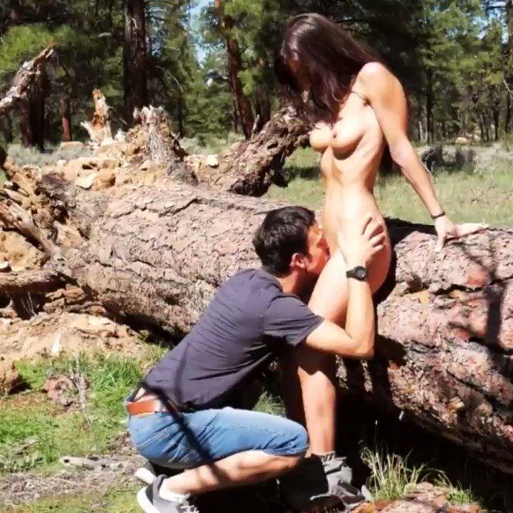 Kadıköy Escort Lolita Kız Ormanda Sevişiyor Gizli Çekim Porno