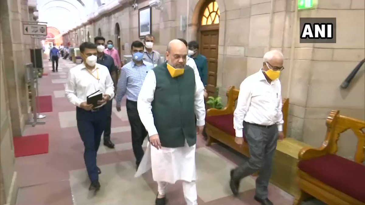 Amit Shah, Arvind Kejriwal Meet As Coronavirus Cases Rise In Delhi