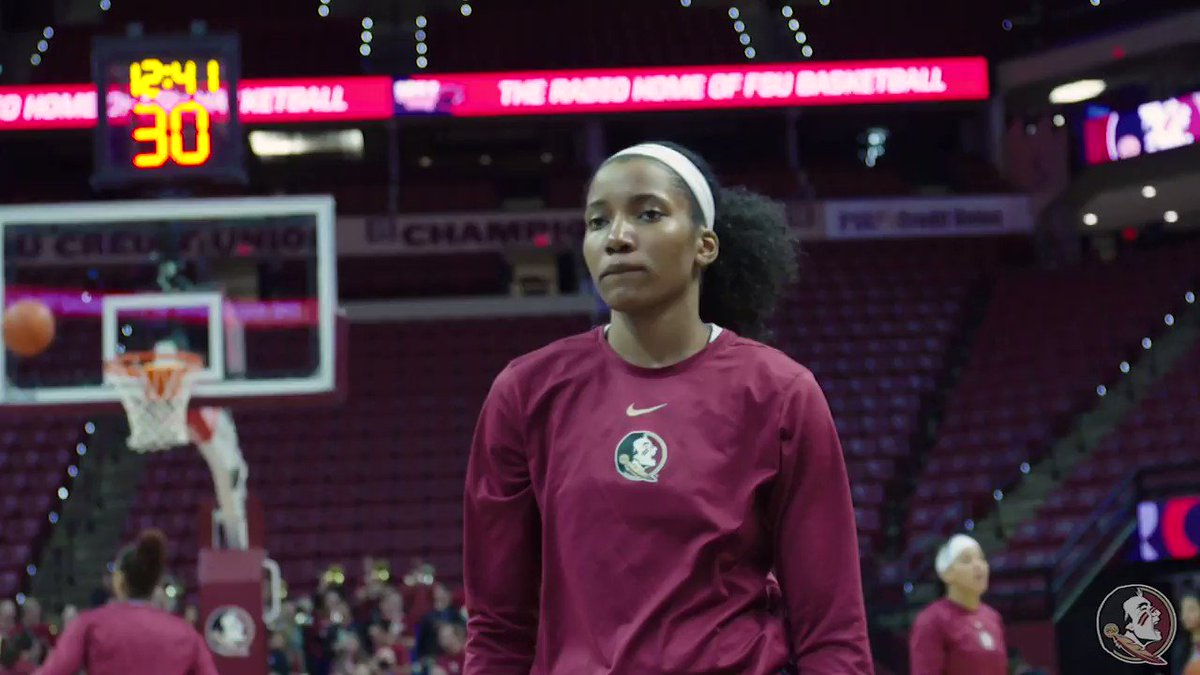 𝙊𝙪𝙧 𝙎𝙩𝙤𝙧𝙮: Morgan Jones  Morgan dedicates herself to the rigors of every basketball season but refuses to be confined to the court. Read more about Morgan ⤵️  📲 https://t.co/veIUKBkVQo  #OurStory https://t.co/DkmAtARSzt
