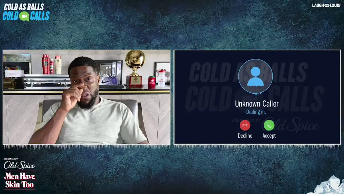 All I say to say is @KingHenry_2 is lucky that I had my sticky back shirt on or it would have been no contest. New episode of #ColdasBalls is out today. #PoweredByOldSpice @LOLNetwork #ColdCalls  Full Episode -