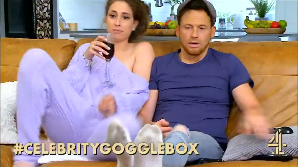 When you miss going out so you watch a show about people in lockdown instead… #BigBrother #BBUK #CelebrityGogglebox