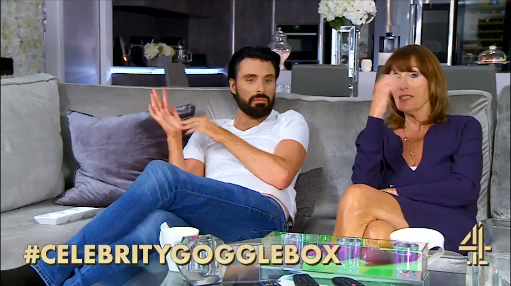 What would you take to The Repair Shop? @Rylan #TheRepairShop #CelebrityGogglebox